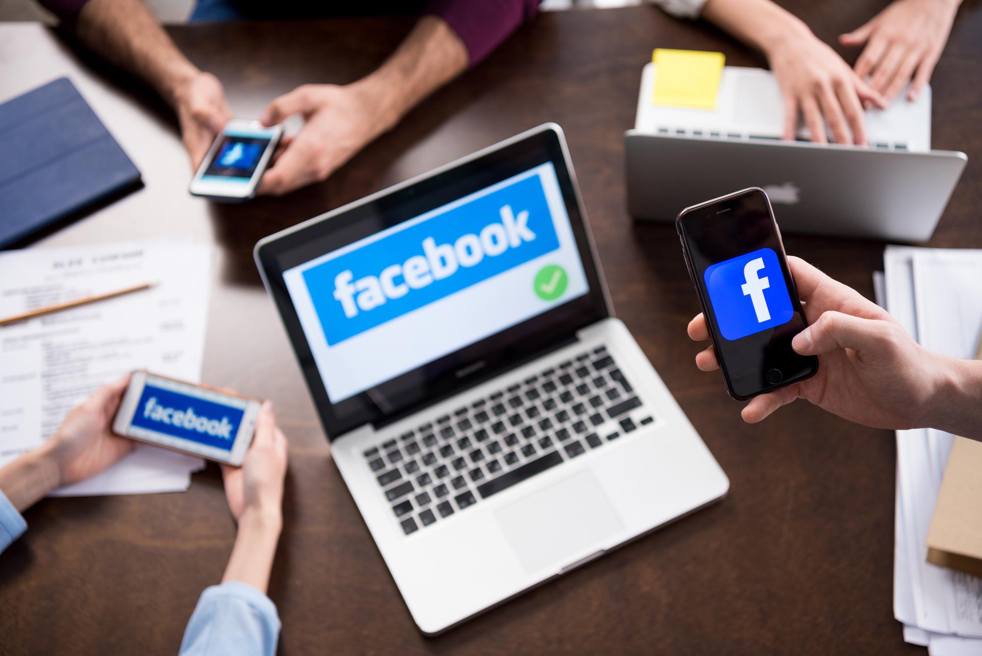 פרסום מוצר או שירות בפייסבוק