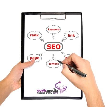 צ'קליסט לקידום האתר בגוגל