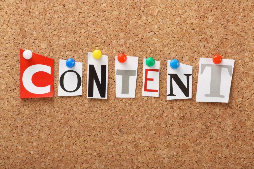 כתיבת והעלאת תוכן לאתר באופן עקבי לצורך קידום אתרים אורגני