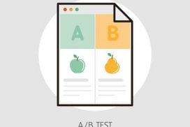 ביצוע מבדקי A/B לצורך שיפור יחס המרה