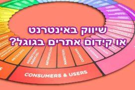 שיווק באינטרנט או קידום אתרים בגוגל