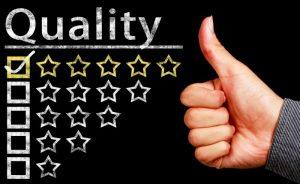 בקרת איכות ציון איכות